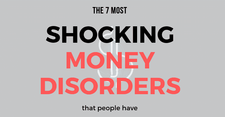 money disorders