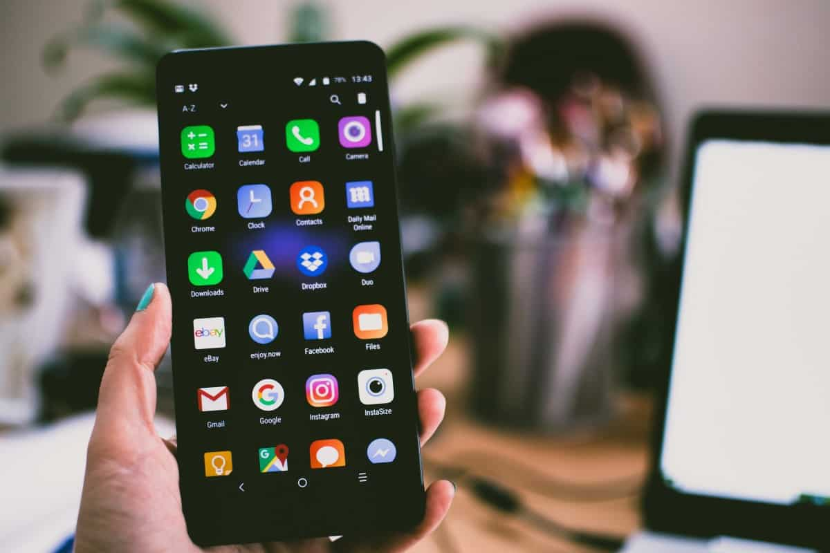 use mobile apps